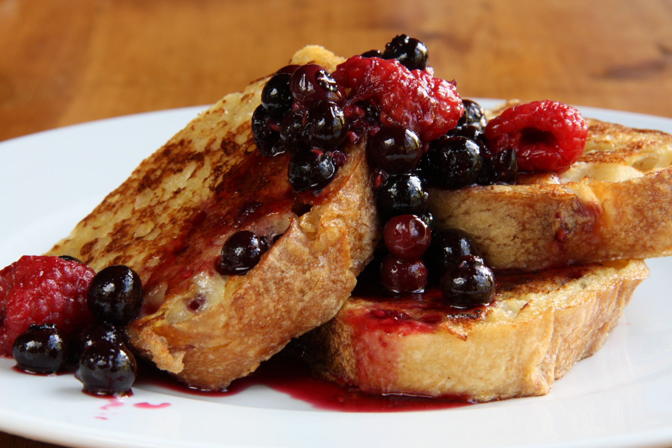 French toast, also known as eggy bread or gypsy toast, is a dish of ...