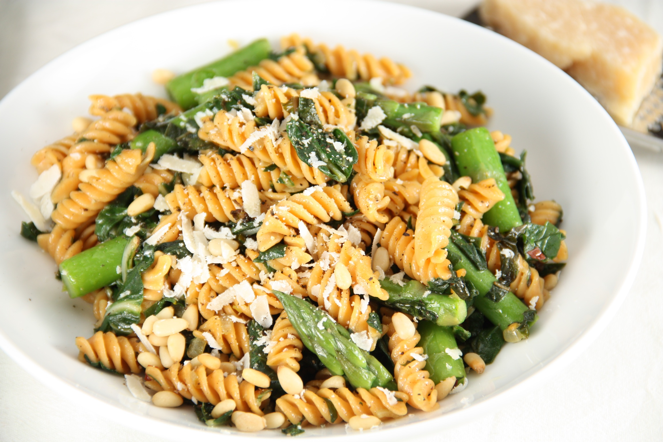pasta with asparagus recipe food to love pasta with asparagus recipe ...