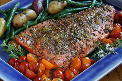 ... alaskan salmon on wild alaskan salmon is wild salmon firecracker